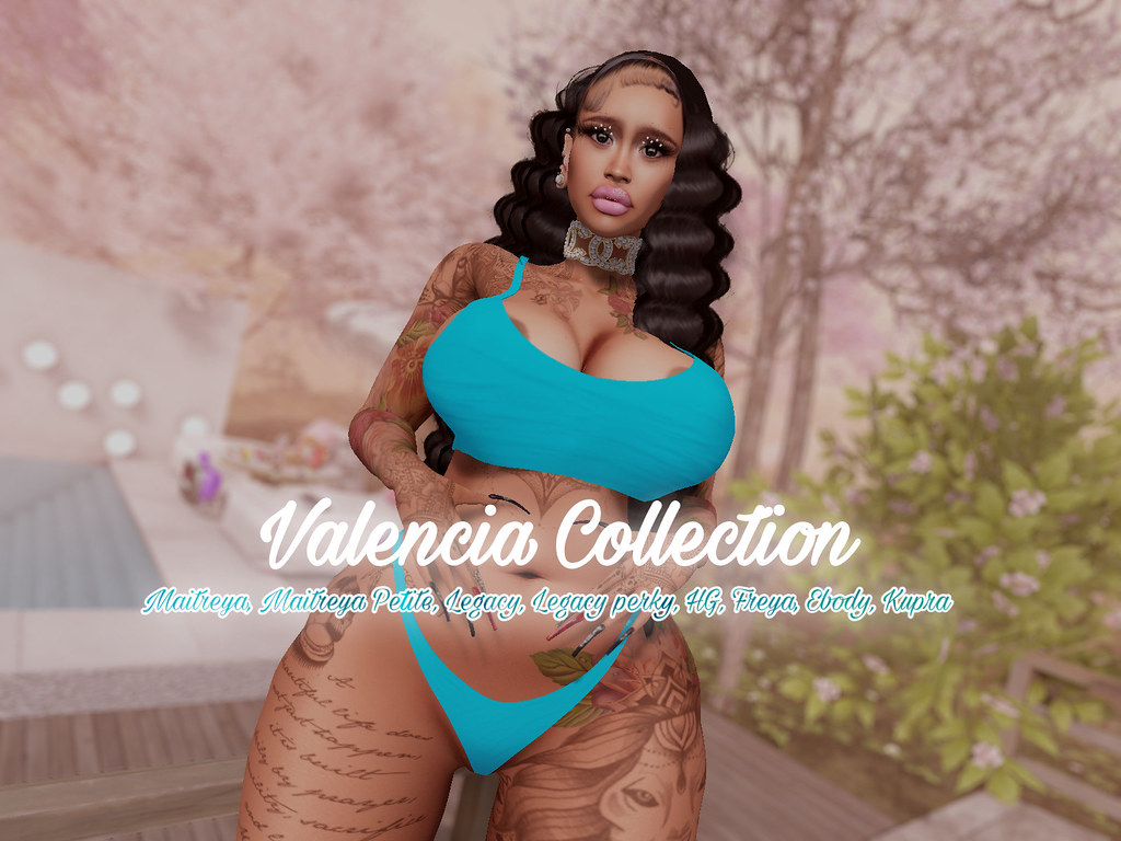 The Valencia Collection- Jail Event