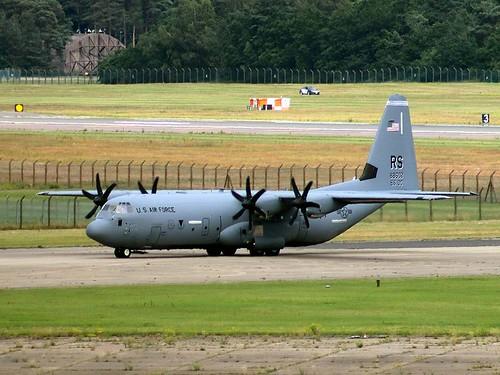 08-8602 RS C-130J Hercules Lakenheath 10-7-21