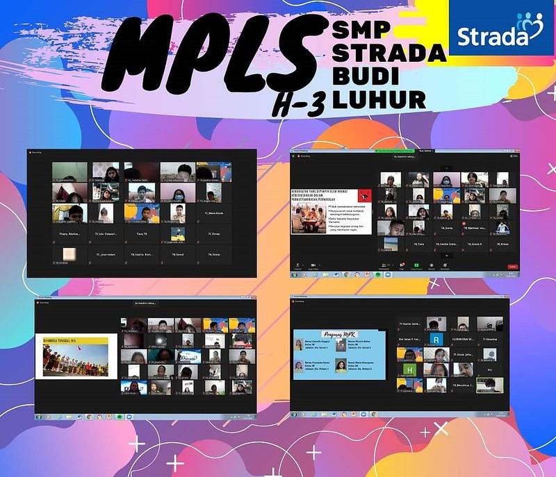 MPL SMP Strada Budi Luhur