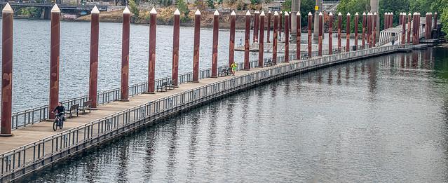 Eastside Esplanade Boardwalk