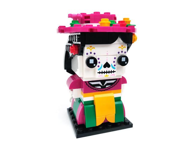 LEGO BrickHeadz La Catrina (40492)