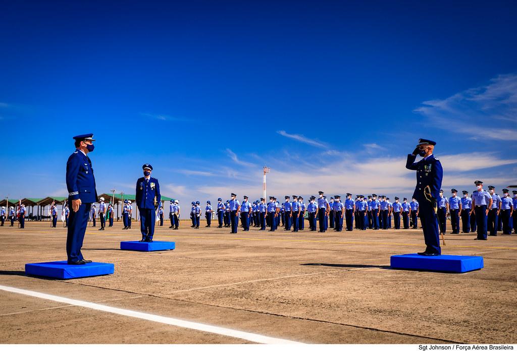 14/07/2021 Passagem de Comando da Base Aérea de Campo Grande