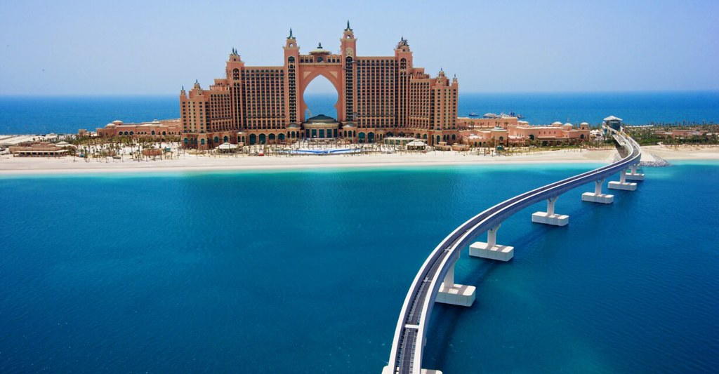 Atlantis The Palm the crown of the international-distinguished Palm island