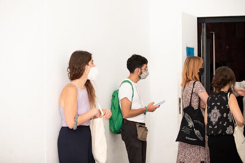 XII Mostra Sonora i Visual : fotografies de Cristina Claramunt