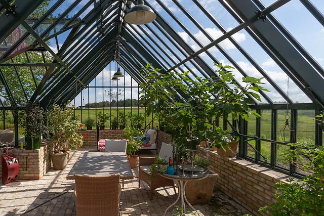 Stange gård greenhouse