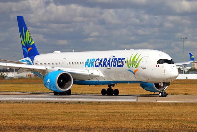 F-HHAV | Air Caraïbes Atlantique | Airbus A350-941 | Paris Orly (ORY / LFPO)