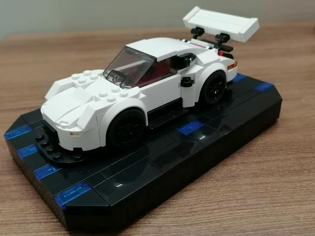 Lego Porsche Modified ver 1.