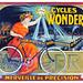 TAMAGNO. Cycles Wonder, Merveille de Precision