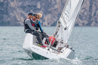 Euro Cup Esse 8.50 - Onyx European Open • Fraglia Vela Malcesine • Angela Trawoeger_K3I2492