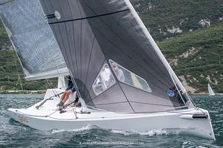 Euro Cup Esse 8.50 - Onyx European Open • Fraglia Vela Malcesine • Angela Trawoeger_K3I2472