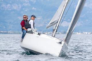 Euro Cup Esse 8.50 - Onyx European Open • Fraglia Vela Malcesine • Angela Trawoeger_K3I2450