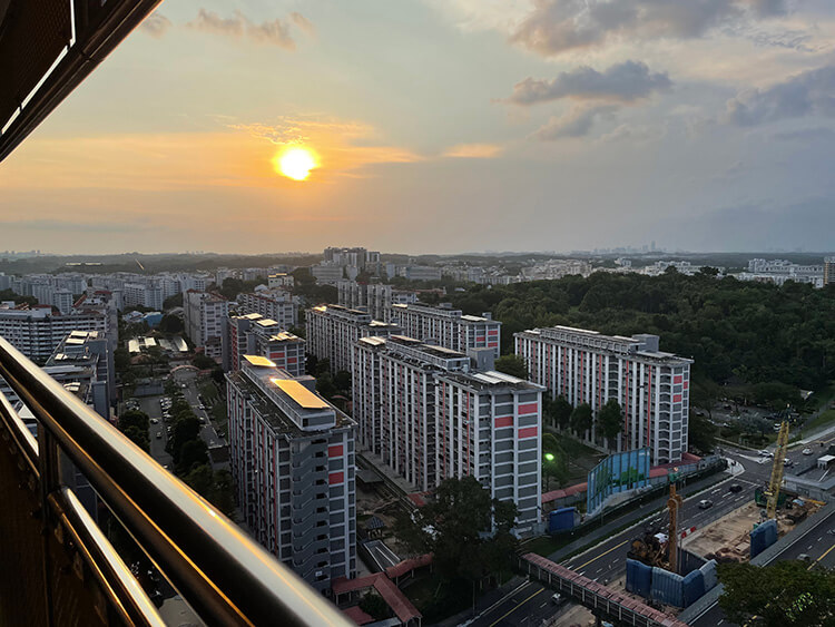 buying a resale HDB flat in Singapore