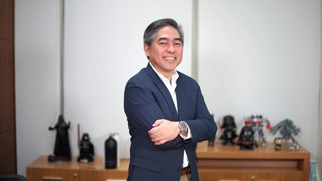Robert Galang, President & CEO – Cignal TV & TV5