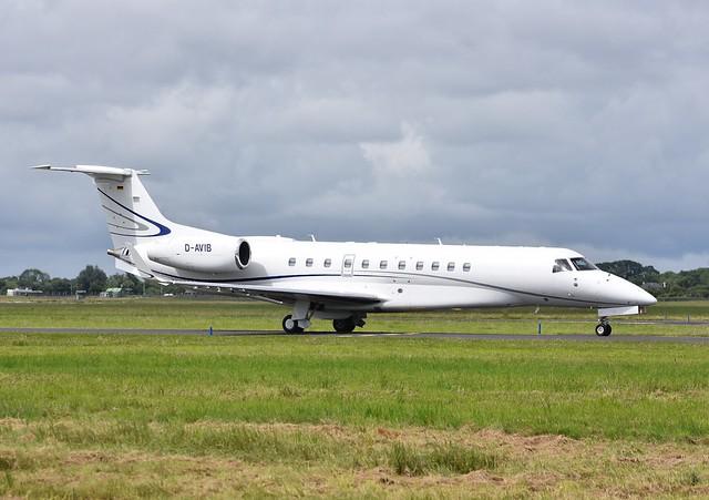 D-AVIB ERJ135BJ Legacy 600 Air Hamburg