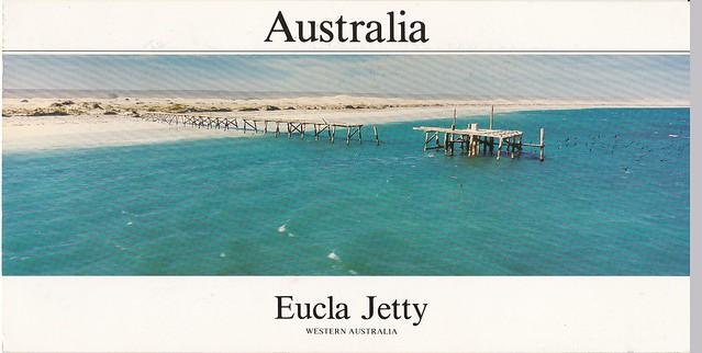 Eucla Jetty Western Australia