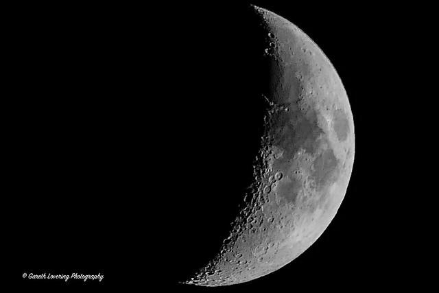 33% waxing crescent moon 2021 07 15