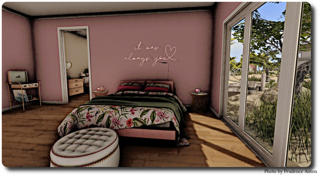 Dog Paddle Bedroom A