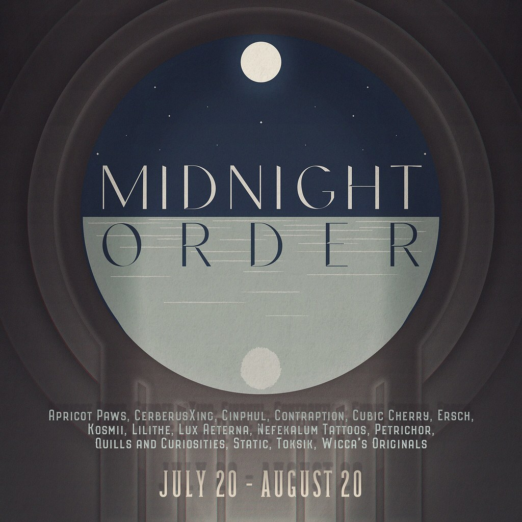 Midnight Order Round 2 Coming Soon!