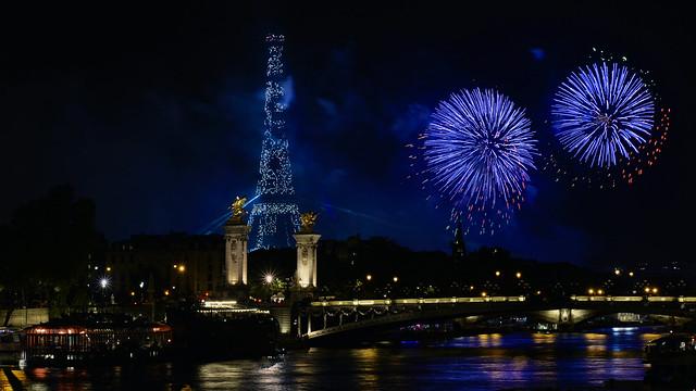 14 juillet 2021 - Paris