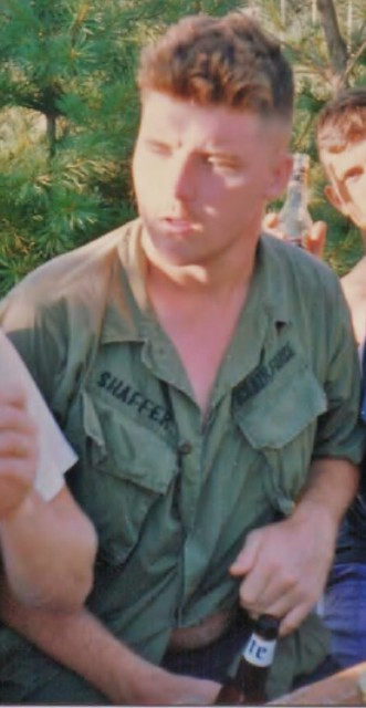 Camp Greaves C 1/506 INF. (R.O.K)  summer 1994.