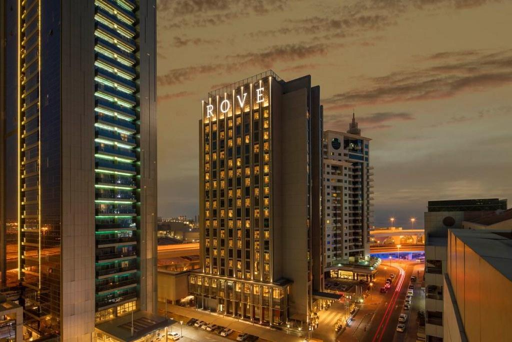 really cool Dubai Marina