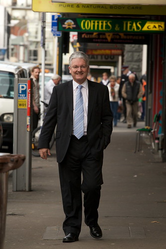 <p>On August 23 2017 Peter Dunne resigned as leader of United Future after 17 years. His last ministerial role was Minister of Internal Affairs from 2014 to 2017.<br /> <br /> A number of political papers have been deposited by Peter Dunne at Archives New Zealand, many of which can be found online in accession E4 – a collection of born digital records transferred to us.<br /> <br /> Archives New Zealand Reference: AAHN 7505 E4 Peter-Dunne-3-June-08 009 (R24684610)<br /> <br /> Material from Archives New Zealand Te Rua Mahara o te Kāwanatanga</p>