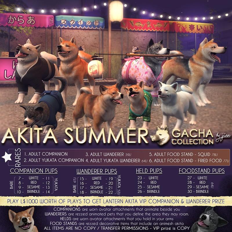 JIAN Akita Summer Collection @ The Epiphany July 2021