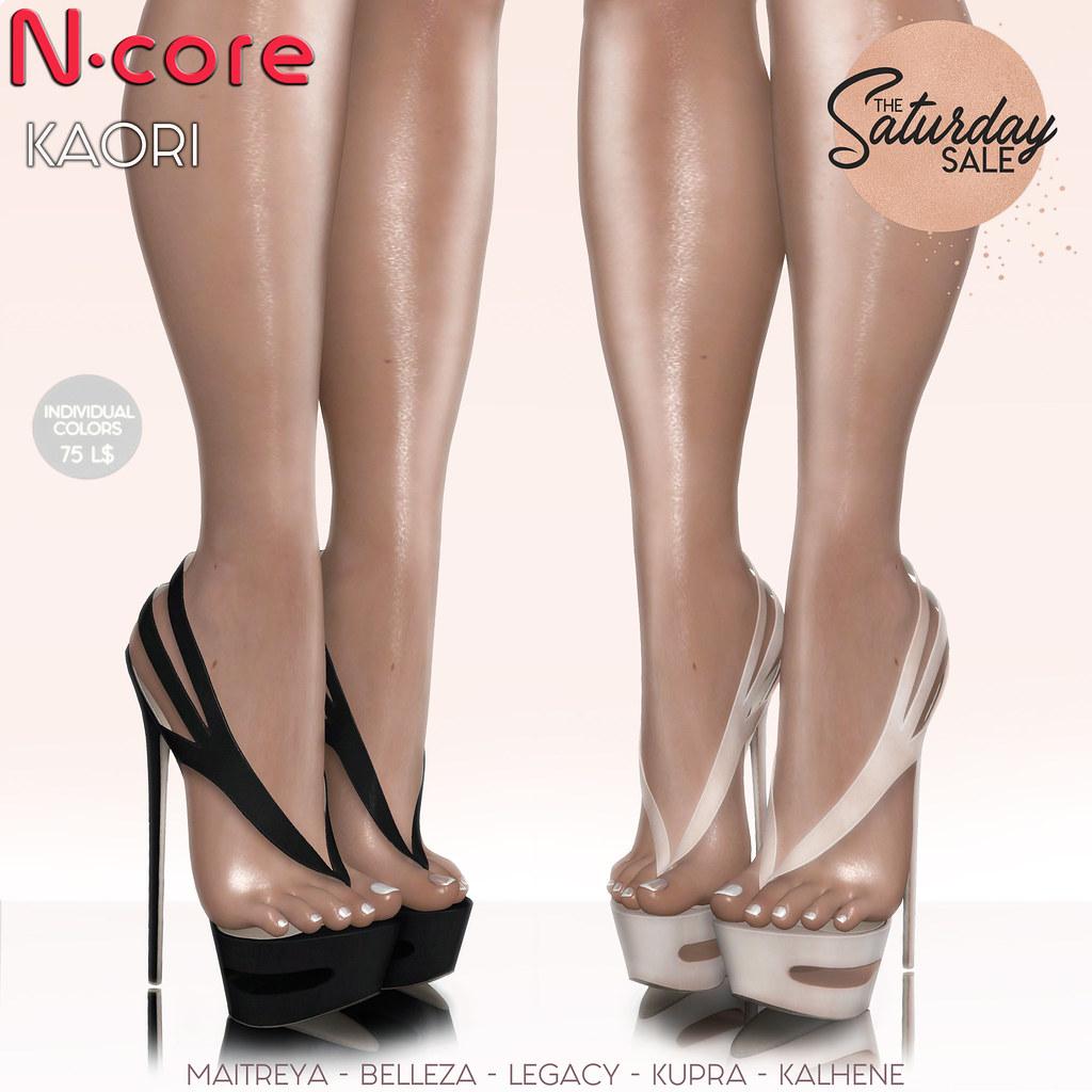 N-core KAORI (New) @ Saturday Sale! (Coming in a few hours