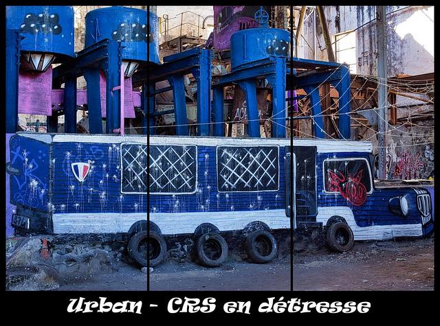 Urban - CRS en détresse