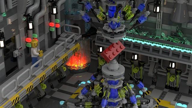 LEGO Brick Research Lab 3/7