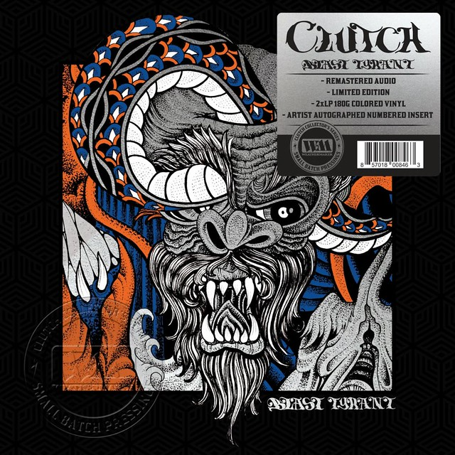 Clutch Release 'Blast Tyrant' As Part of New Limited Edition Collector's Series