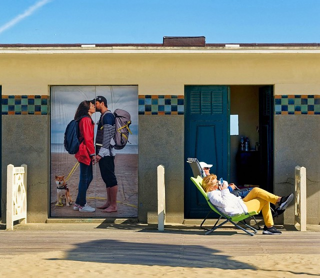 Deauville - Normandie /  Love duets