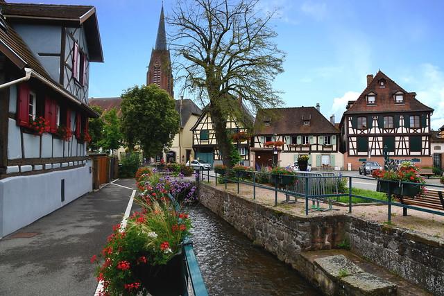 Scherwiller (Bas-Rhin, F)
