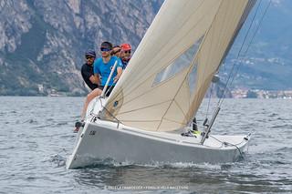 Euro Cup Esse 8.50 - Onyx European Open • Fraglia Vela Malcesine • Angela Trawoeger_K3I2433