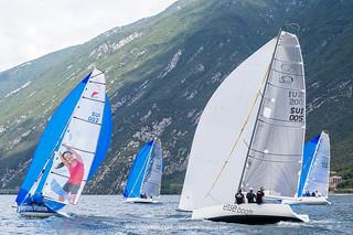 Euro Cup Esse 8.50 - Onyx European Open • Fraglia Vela Malcesine • Angela Trawoeger_K3I2604