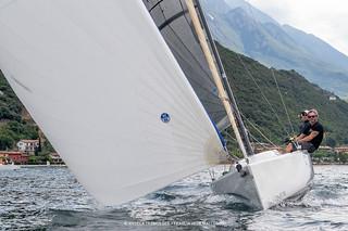 Euro Cup Esse 8.50 - Onyx European Open • Fraglia Vela Malcesine • Angela Trawoeger_K3I2584