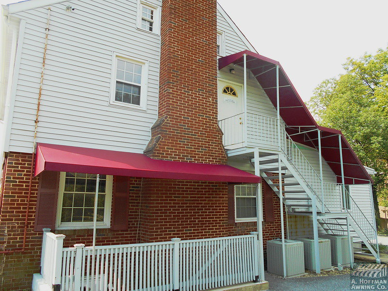 stairwell-and-stairs-awning