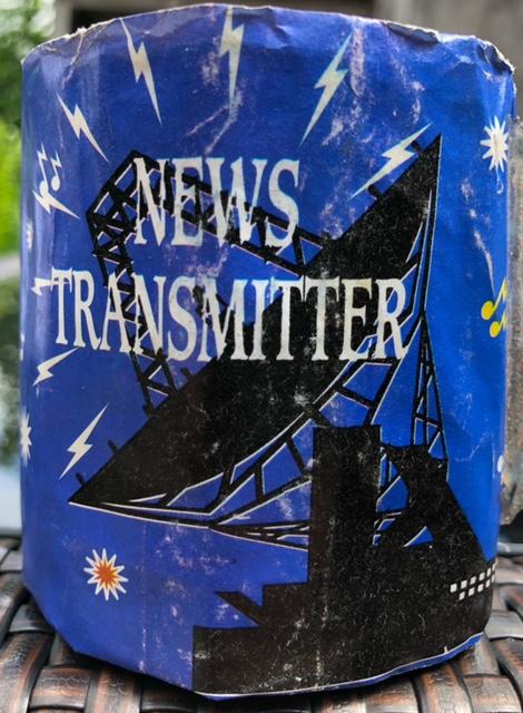 News Transmitter Firework