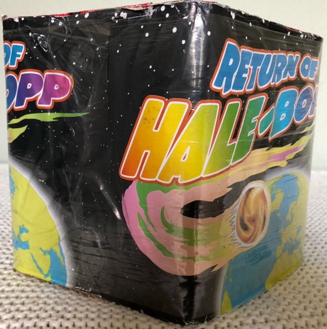 Return of Hale Bop by Black Cat Fireworks