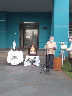 Terço Hospital Cristo Rei- Ibiporã/PR