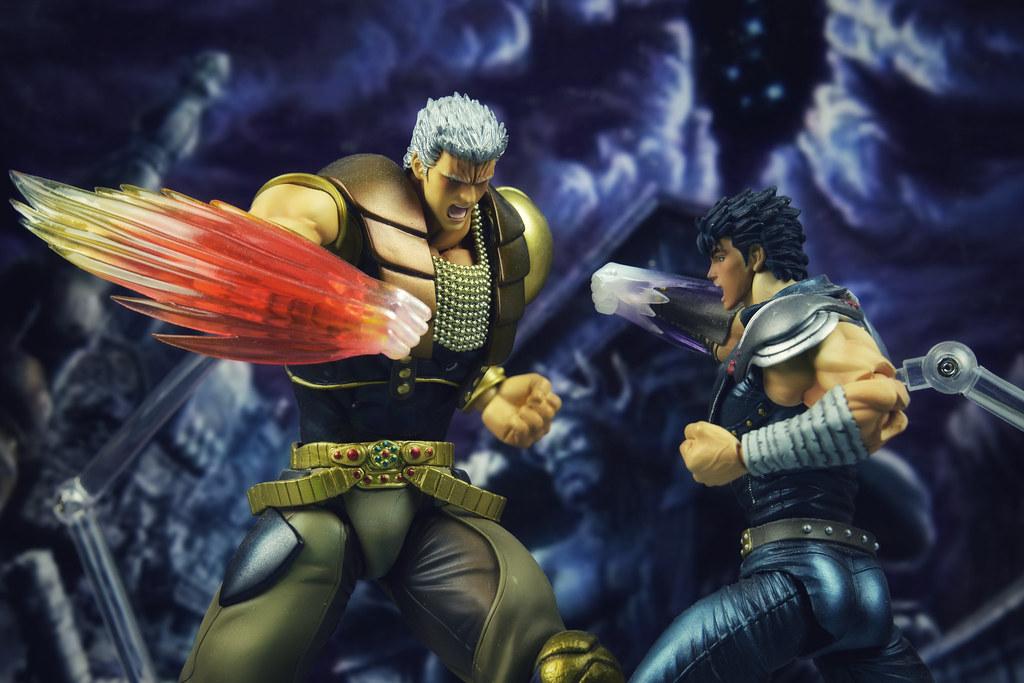 Kenshiro vs. Raoh
