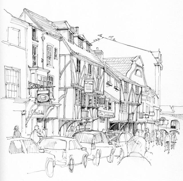 43-51 Goodramgate, York
