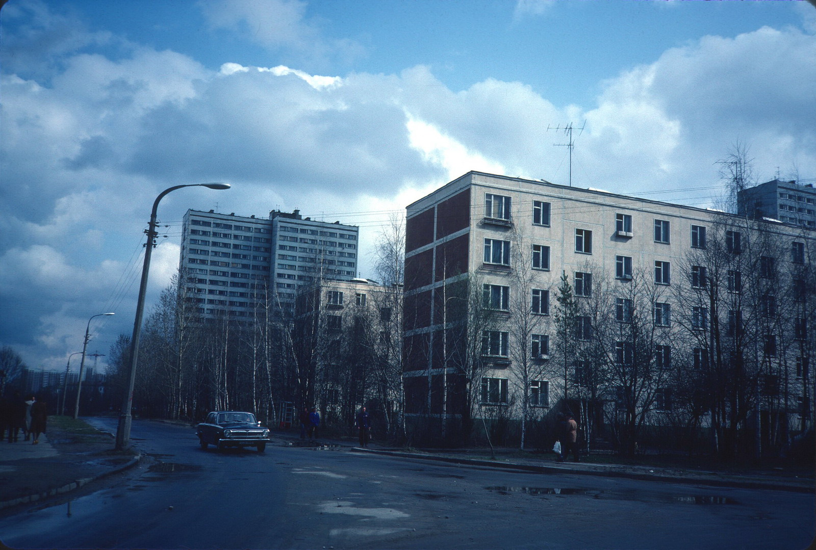 Ленинский проспект, 92-96