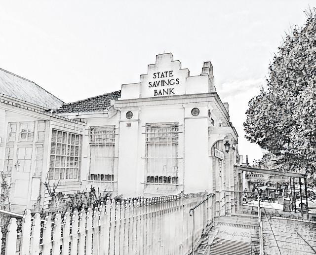 State Savings Bank - Yackandandah
