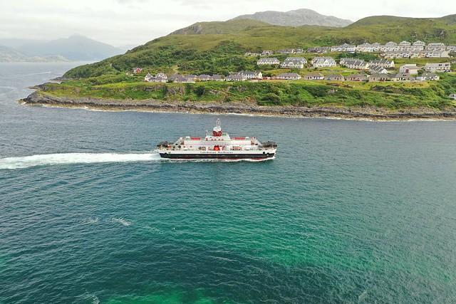 MV Loch Fyne.