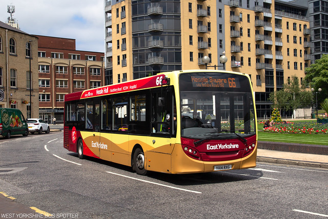 East Yorkshire   380