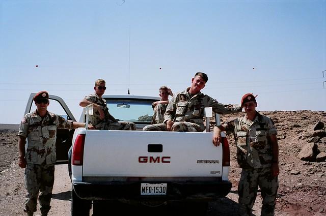 C 1/504(PIR) MFO ..near Eilat, Israel June 1993.