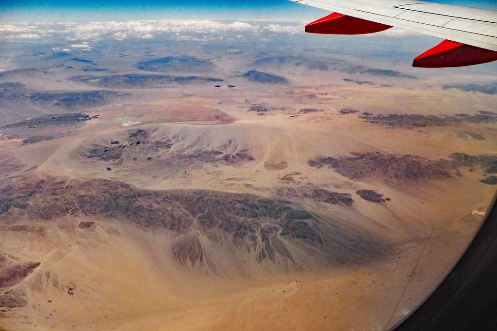 Desert from the Air