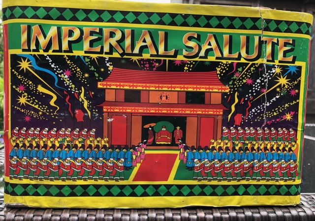 Imperial Salute by Golden Lion Fireworks