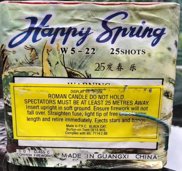 Happy Spring 25 Shots